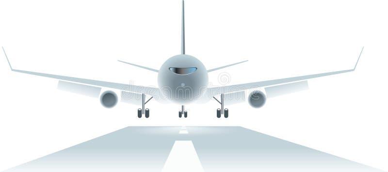Download Landing stock illustration. Image of airport, aviation - 35591739
