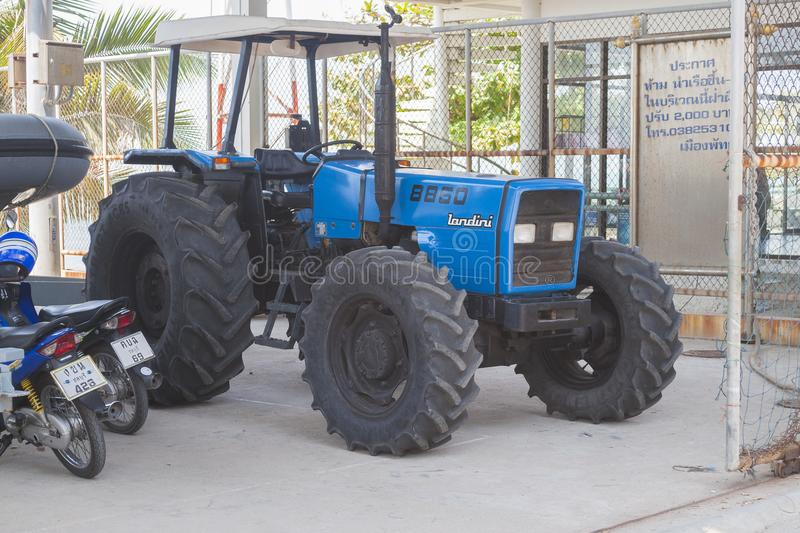 Landini 8860 de tracteur images stock