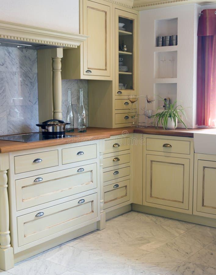Landküche stockfoto. Bild von haus, traditionell, weinlese - 54797692