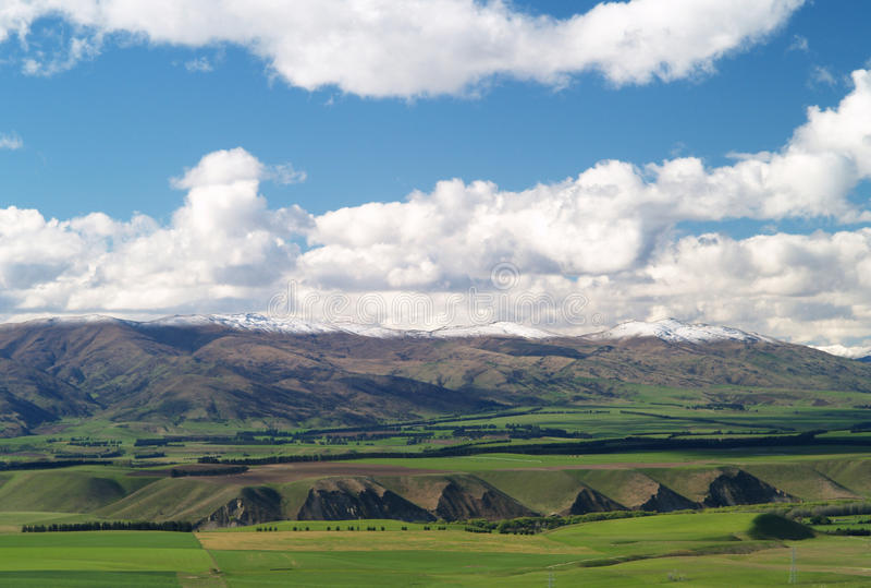 Landland stockfoto