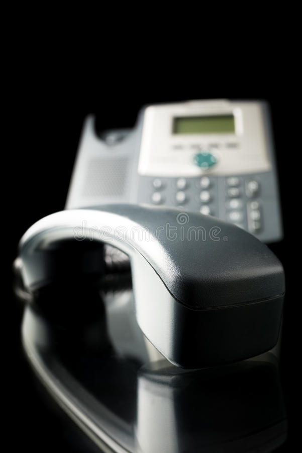 Landline telefoon royalty-vrije stock fotografie