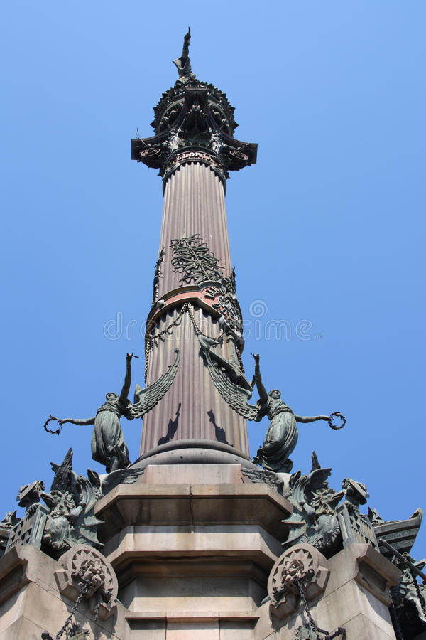 Download Landmark In Barcelona Royalty Free Stock Images - Image: 11210219