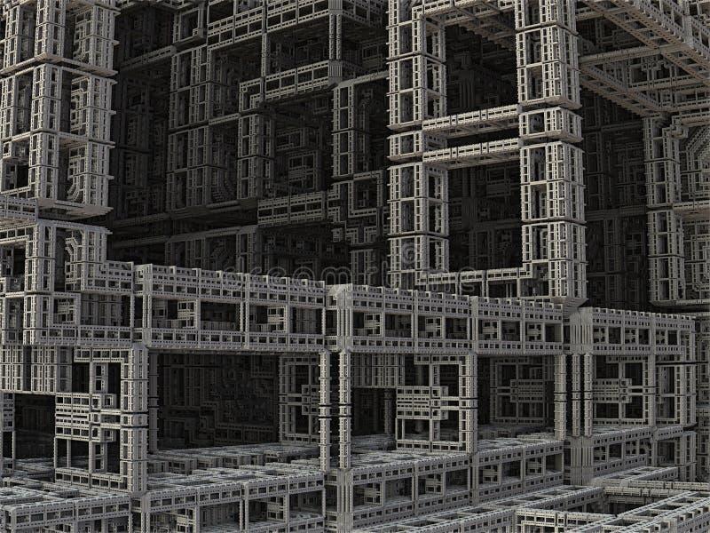 Landmark, Building, Black And White, Urban Area stock image