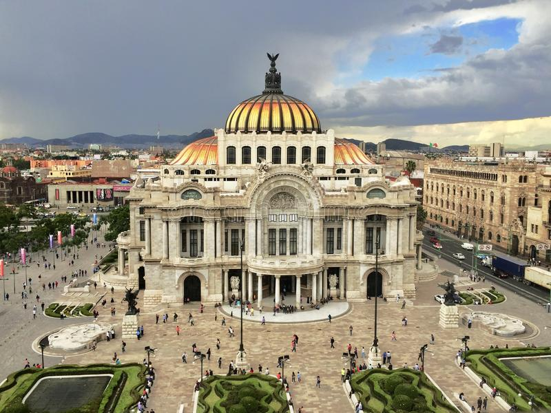 Landmark, City, Classical Architecture, Sky royalty free stock image