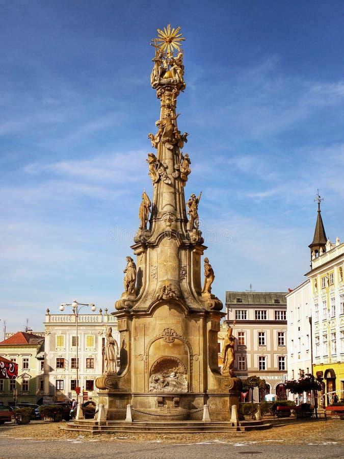Landmark Czech Republic stock image