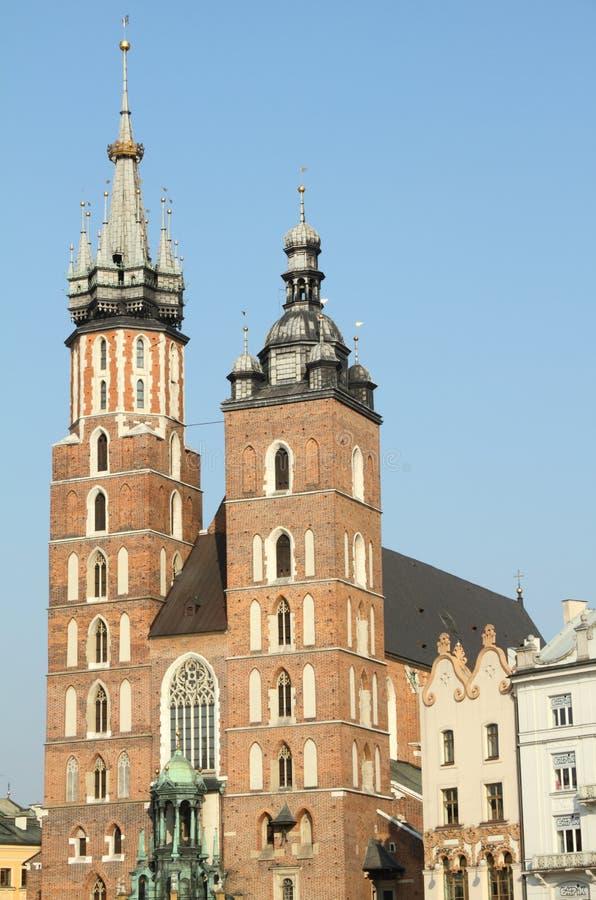 Download Landmark of Krakow stock image. Image of antique, attraction - 18949967