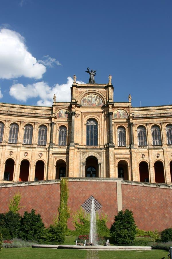 Landmark In Munich Royalty Free Stock Photography