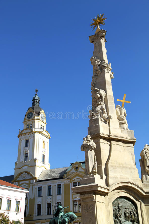 Download Landmark In Pecs, Hungary Stock Photography - Image: 26117462