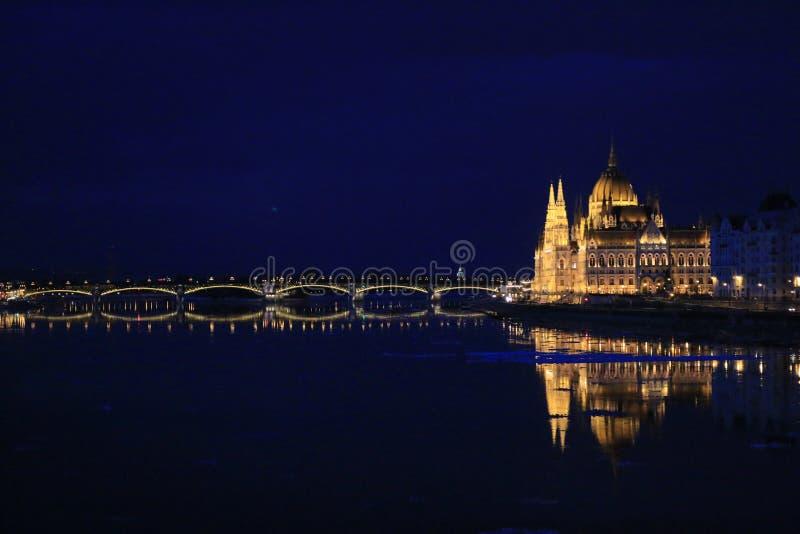 Landmark, Reflection, Night, Sky stock photos
