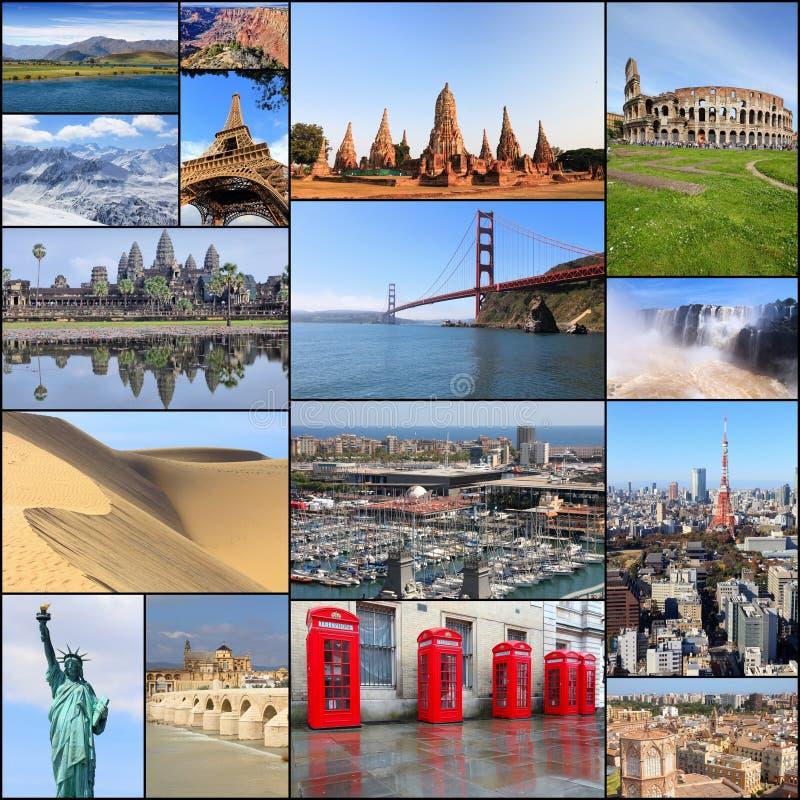 landmarks стоковые фото