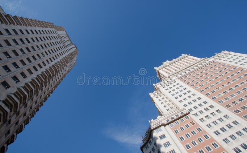 Landmarks Madrid Stock Photos