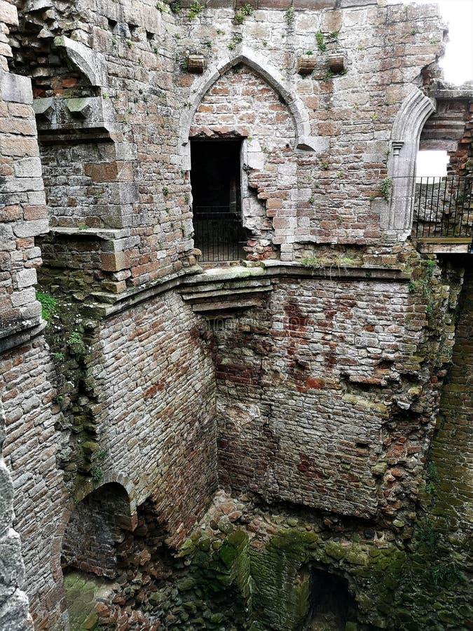 Free Landmarks Of Cumbria - Brougham Castle Royalty Free Stock Image - 136972026