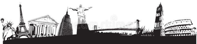 landmarkshorisontvärld