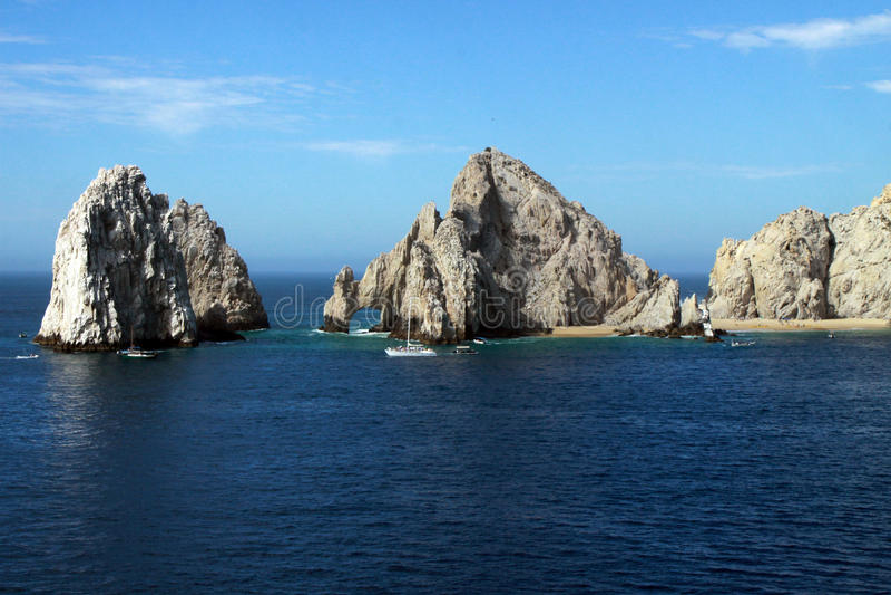 Lands End Cabo San Lucas Mexico Stock Image