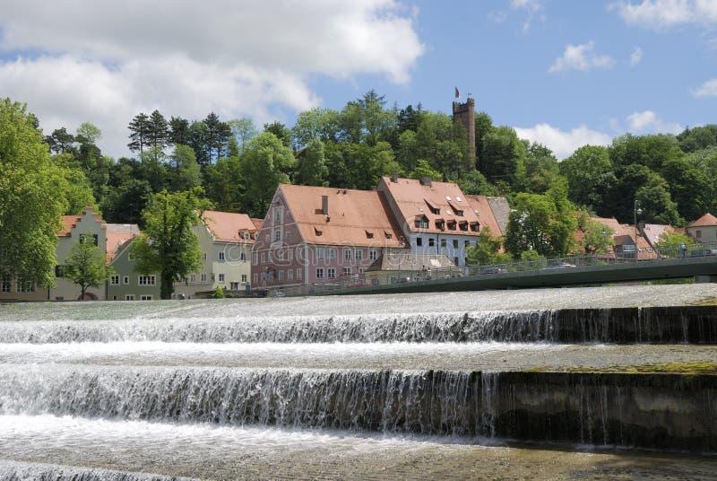 Landsberg fotografia stock