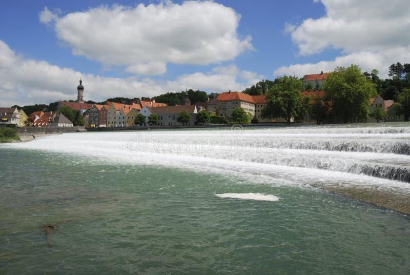 Landsberg stockbild