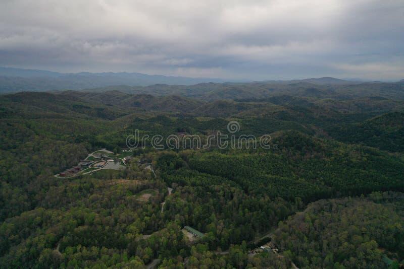 Landsbygdsutveckling arkivbild