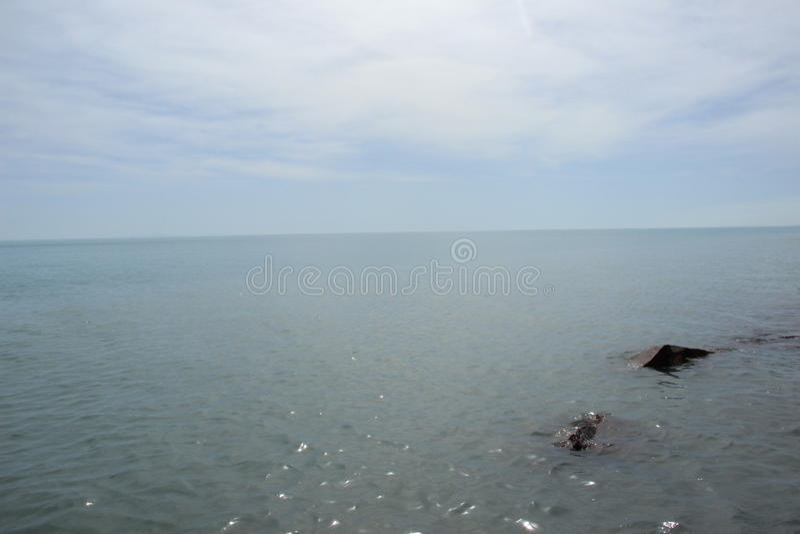 Landscape湖 库存图片