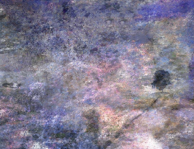 landscape вал иллюстрация вектора