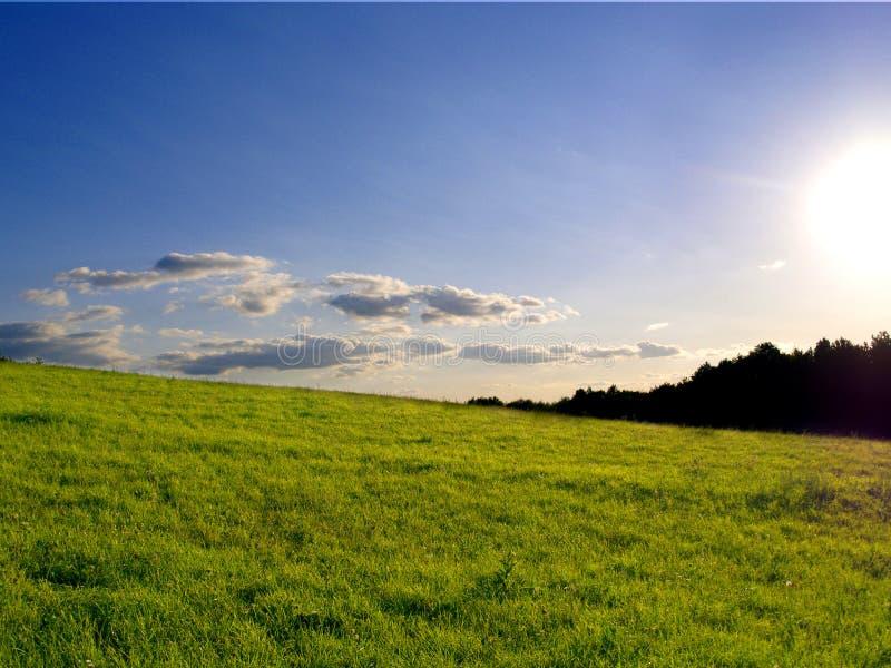 Download Landscape_1 immagine stock. Immagine di colline, nave - 7310277