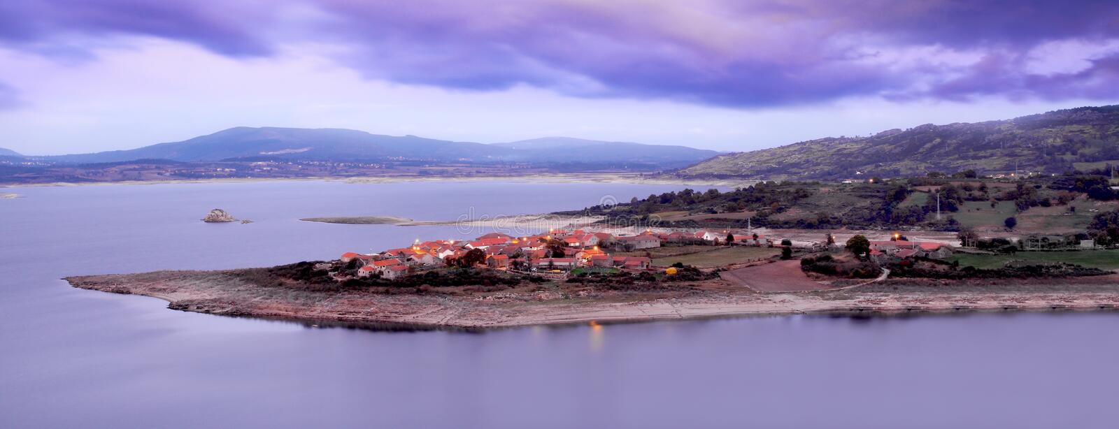 Download Landscape stock image. Image of houses, portugal, panoramic - 11351465
