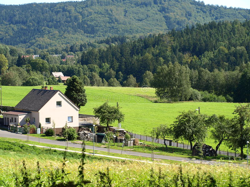 Download Landscape stock photo. Image of photos, villages, forested - 13315990