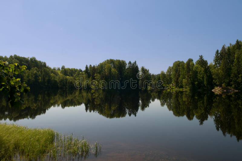 Download Landscape stock image. Image of norway, akershus, reflection - 14850767