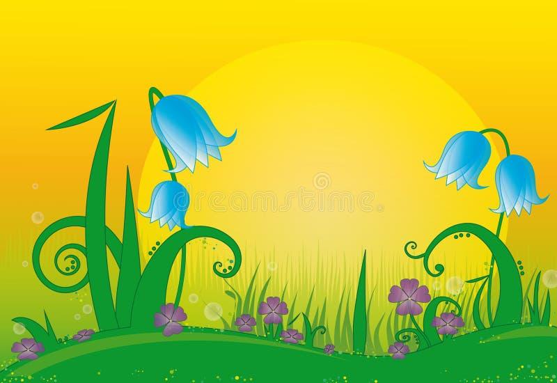 Download Landscape stock vector. Illustration of border, horizon - 23875899