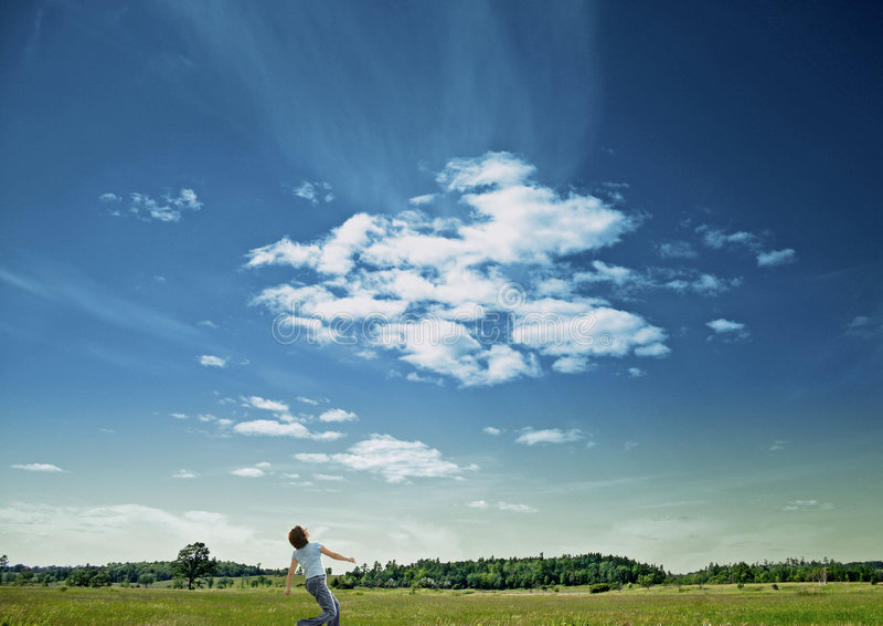 Download Landscape stock image. Image of landscape, meadow, open - 666443