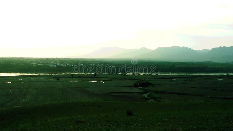 Landscape Abatabad royalty free stock photos
