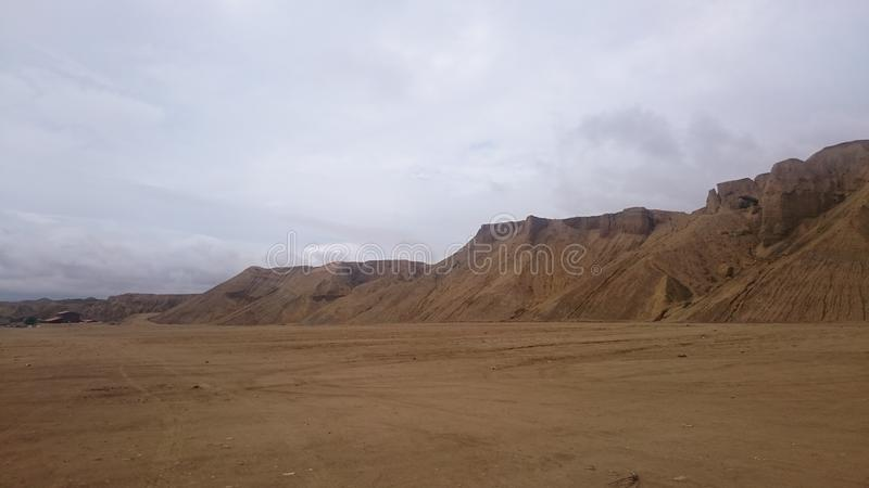 Landscape in Africa royalty free stock photos