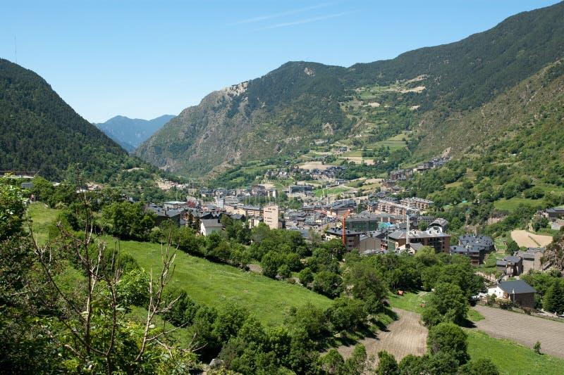 Download Landscape Of Andorra Pyrenees Stock Image - Image: 20281249