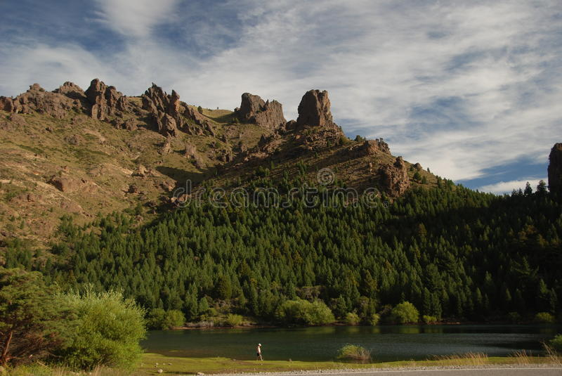 Download Landscape of Argentina stock photo. Image of america - 18213652