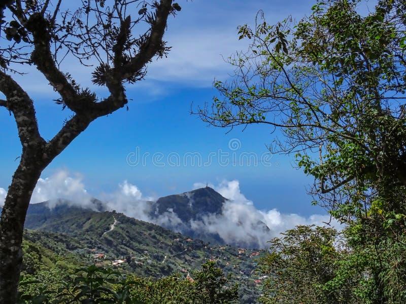 Travel photography - Caracas, Venezuela. stock photo