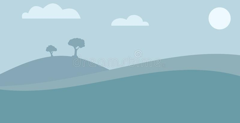 Landscape Background royalty free stock photos