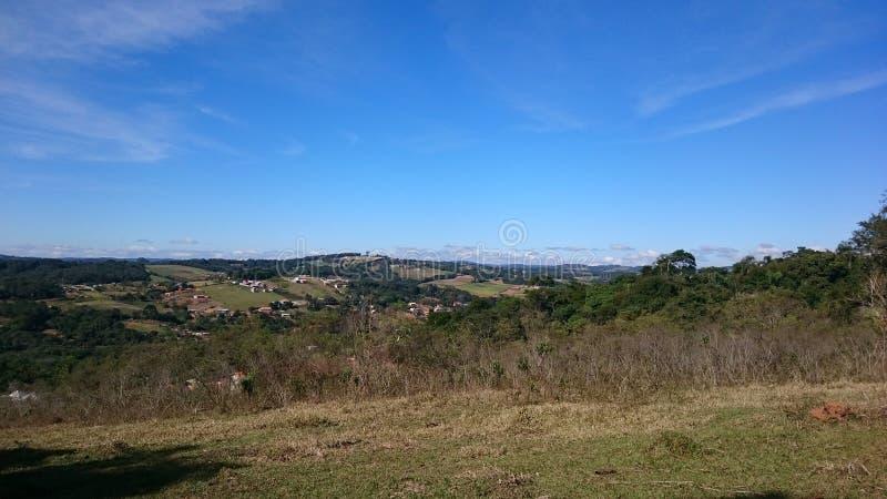 Landscape of Brazil stock images