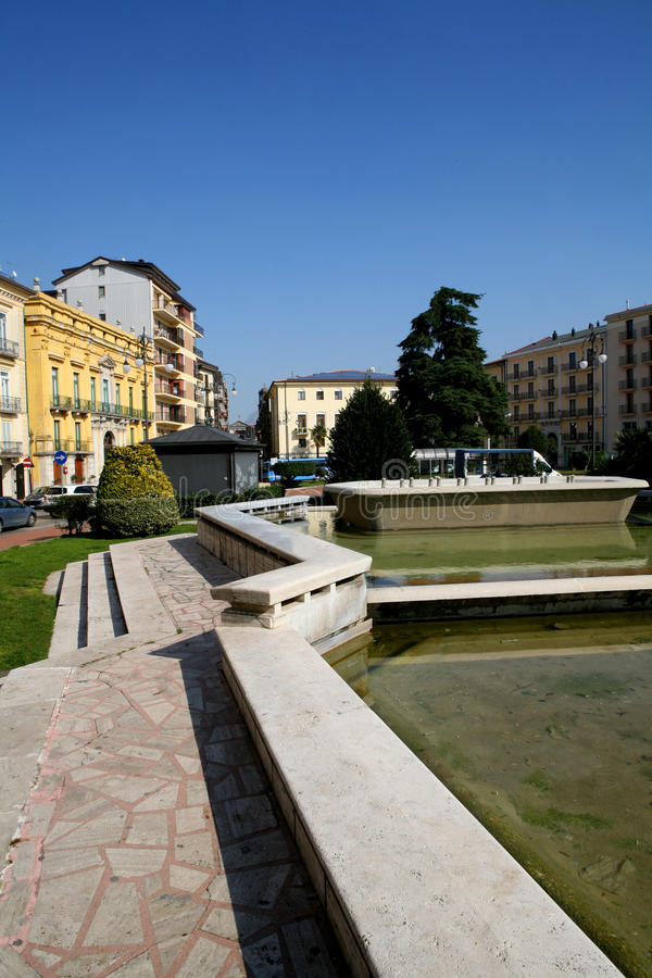 Avellino royalty free stock photo