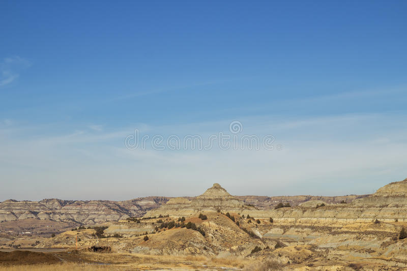 Landscape of canyons in USA. Landscape of canyons at spring time stock photo