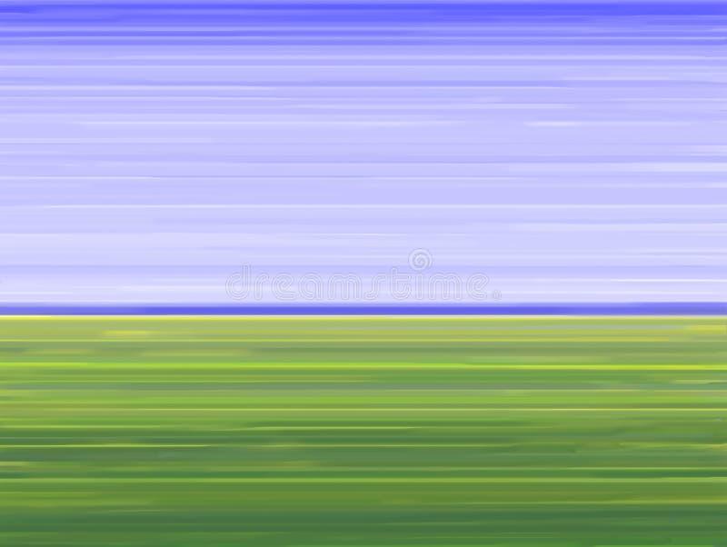 Landscape in colours