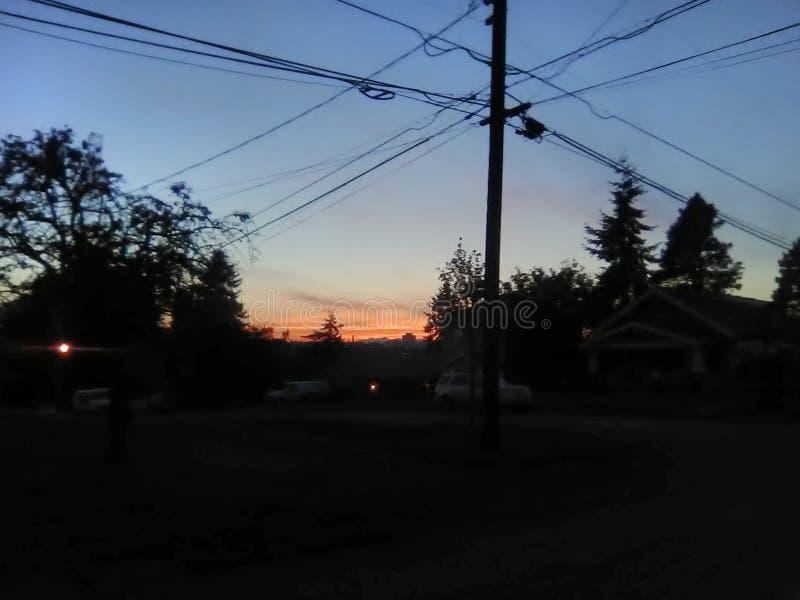 Landscape& x27 de la puesta del sol del amor; s son absolutamente hermosos imagenes de archivo