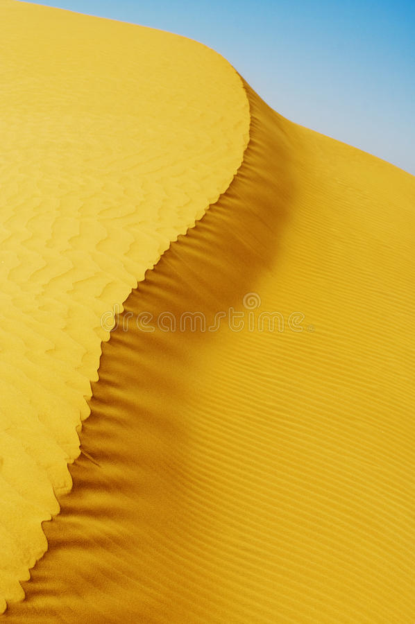 Landscape of Desert royalty free stock images