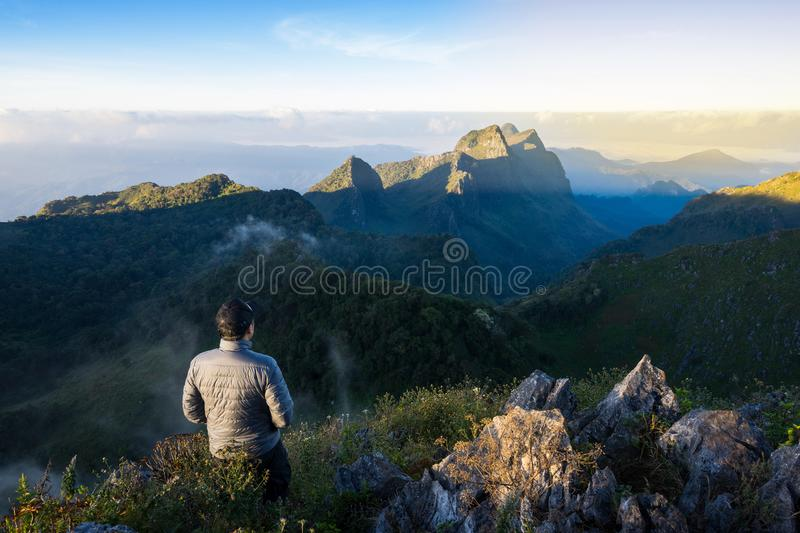 Download Landscape Of Doi Luang Chiang Dao Stock Image - Image of reach, asia: 106486345