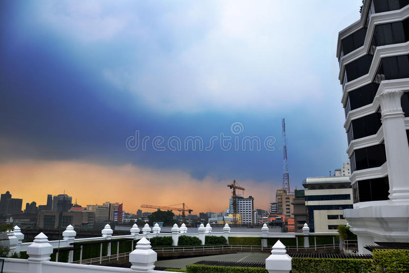 Download Landscape Downtown Editorial Photography - Image: 41919727