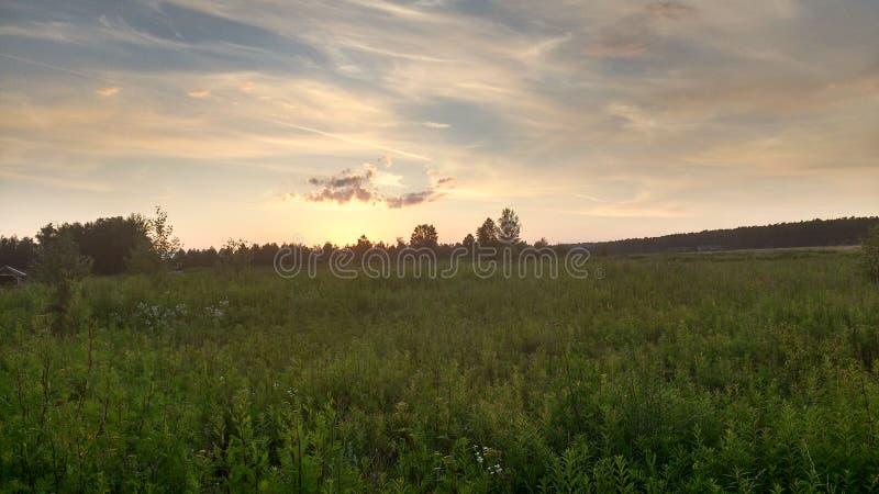 landscape fridsamt royaltyfri fotografi