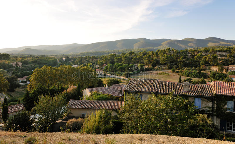 Download Landscape Fron French Provence Stock Image - Image: 19340009