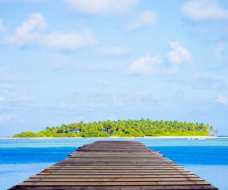 Landscape Horizon Way stock image