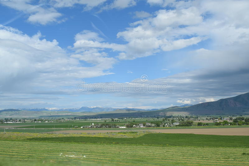 Landscape Idaho royalty free stock image