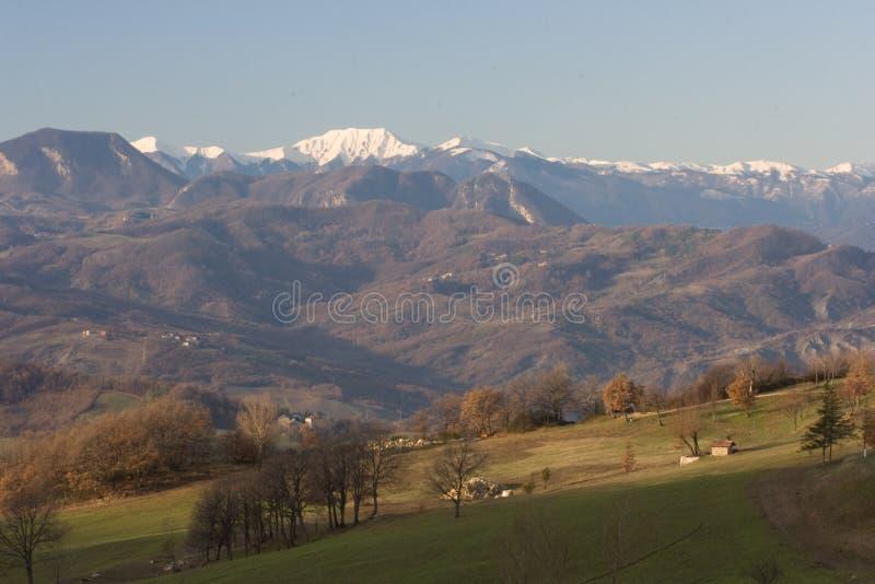 Download Landscape of Italy stock photo. Image of season, emilia - 11674508