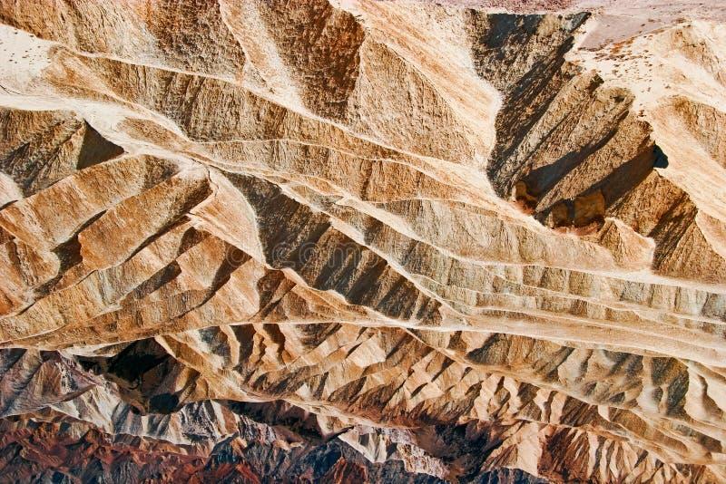 landscape livlöst arkivbild