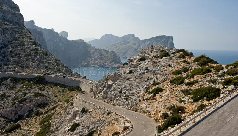 Download Landscape from Mallorca stock photo. Image of deep, seascape - 10980700